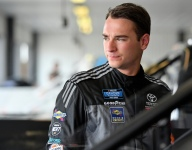 NASCAR podcast: Anthony Alfredo