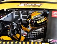 Gibbs drivers top Clash practice