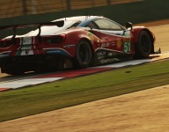 AF Corse wins 4 Hours of Shanghai on appeal