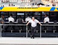 McLaren in 'a lot better place' than 12 months ago - Brown