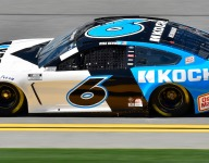 Lucky draw gives Busch Clash pole to Newman