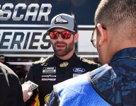LaJoie explains Daytona crash with Newman