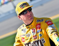 Kyle Busch draws Kentucky pole