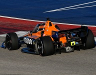 Rookie quartet prepped for Friday oval test at Texas Speedway