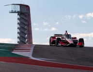 Palou looks at home in IndyCar test debut