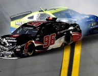Team owner Gaunt is taking Daytona qualifying miss in stride
