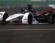 Lotterer clinches Porsche's first Formula E pole in Mexico City