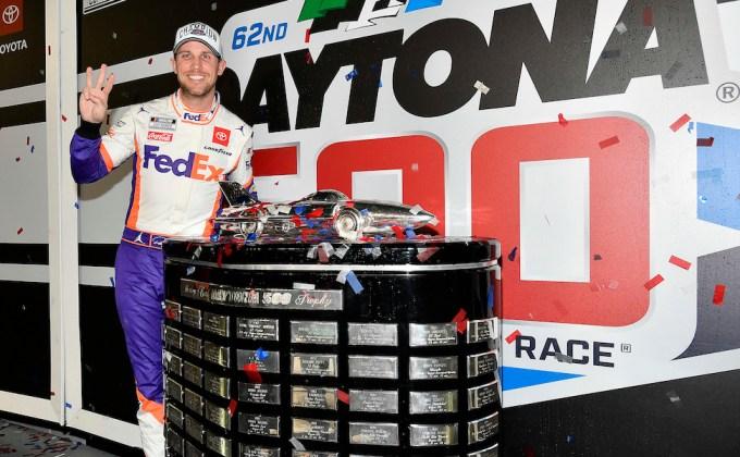 CRANDALL: How Denny tamed Daytona