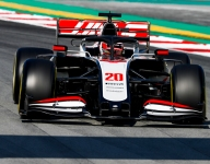 Steiner pleased with Haas progress, explains final day issues