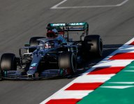 Hamilton fastest as testing gets off to busy start