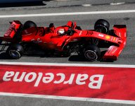 Ferrari behind Mercedes and Red Bull - Binotto