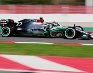Bottas unleashes Mercedes pace; troublesome day for Ferrari