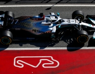 Bottas narrowly leads final day of pre-season
