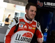 Bowman leads opening Fontana Cup practice