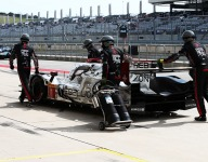 Rebellion fast again but hits trouble in COTA FP2