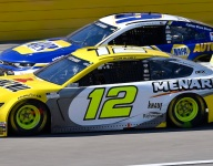 Blaney sees the positive in disappointing Vegas result