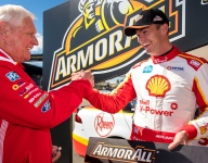 Johnson backs McLaughlin for full-time IndyCar move