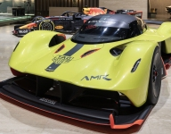 Aston Martin clarifies postponement of Hypercar project