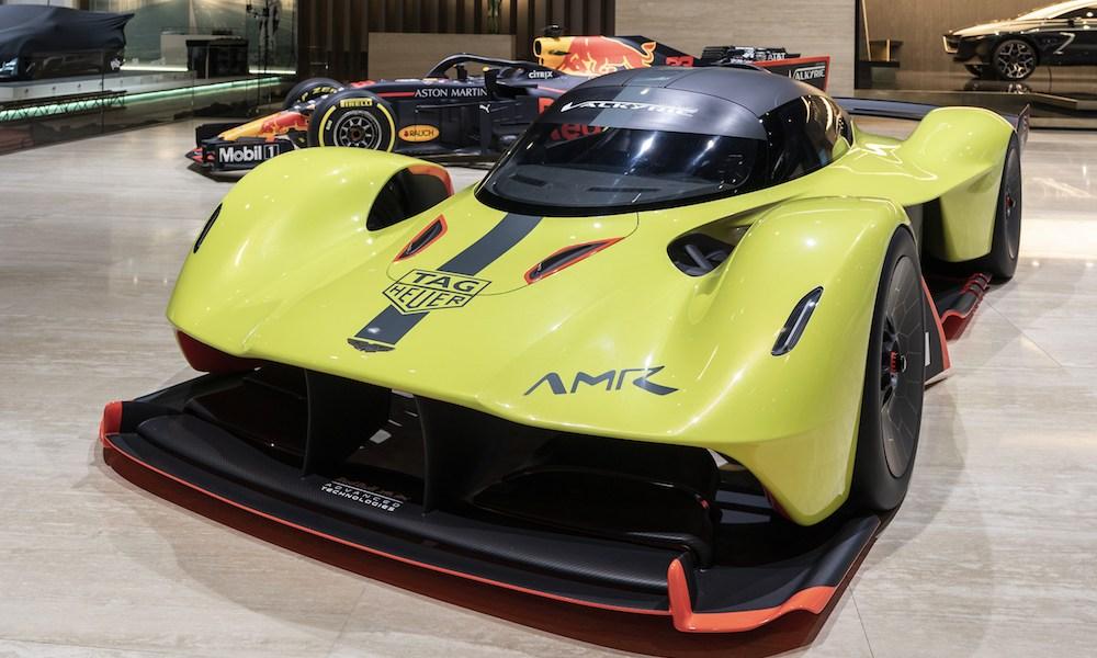 Aston Martin Set To Cancel Hypercar Program Racer