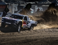 Live stream: King of the Hammers T1 race