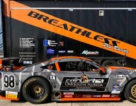 Breathless Racing unveils new Trans Am look for Francis Jr