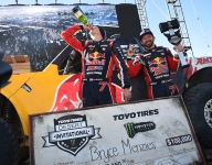 Menzies dominates T1 class at King of the Hammers