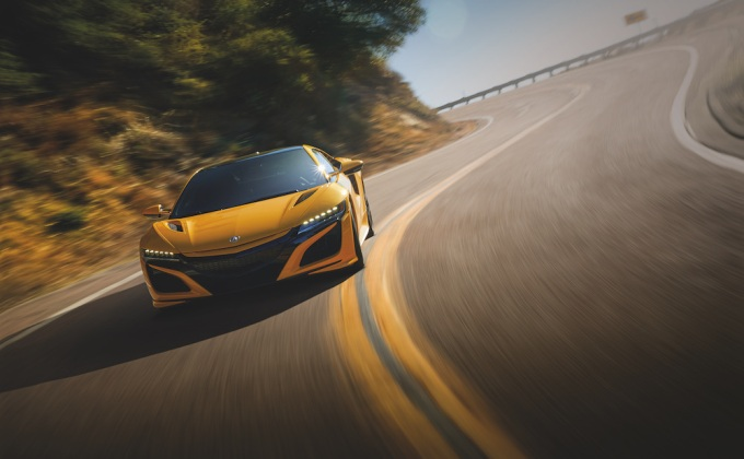 Acura: Blurring the lines