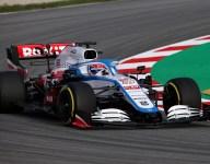 'No fundamental concept changes' on new Williams despite poor 2019