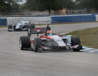 Serravalle moves to Indy Lights with HMD Motorsports