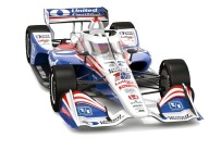 RLL reveals first of Rahal's 2020 liveries