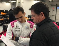 For Palou, IndyCar racing was the dream all along