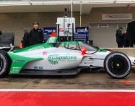 Herta gets six-race Capstone support