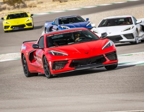 Spring Mountain welcomes the 8th generation Corvette