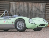 Lotus 19 with race history coming to auction
