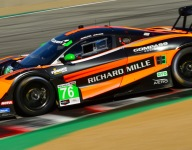 Holton, Fergus pair in Compass Racing McLaren for Sprint Cup