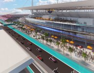 Miami F1 race clears next hurdle, but hit by lawsuit