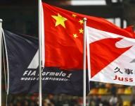 F1 postpones Chinese Grand Prix