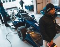 Nasr driving to earn Carlin race seat