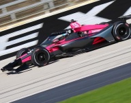 Four rookies earn their oval spurs at Texas test