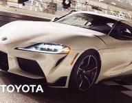 Toyota and Kyle Busch showcase 2021 GR Supra at Daytona