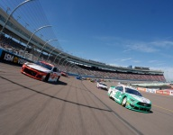 Head start for Cup title hopefuls at Phoenix