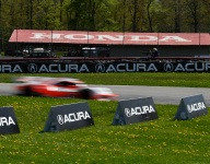IMSA Mid-Ohio, Laguna Seca, Road Atlanta dates changed