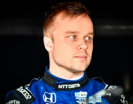 Rosenqvist keeping it simple for sophomore IndyCar season