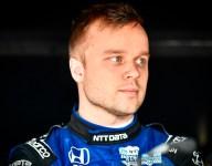 Rosenqvist keeping it simple for sophomore IndyCar season