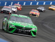 Kyle Busch, Toyota searching for speed