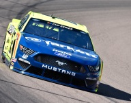 """Innocent bystander"" Blaney makes an early exit at Phoenix"
