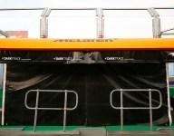 14 McLaren crew to be quarantined in Melbourne