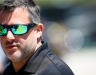 Stewart to make Xfinity return at IMS