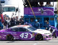 NASCAR interview: Tire changer Justin Fiedler