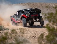 Letner, Brian and Parkhouse top Mint 400 qualifying